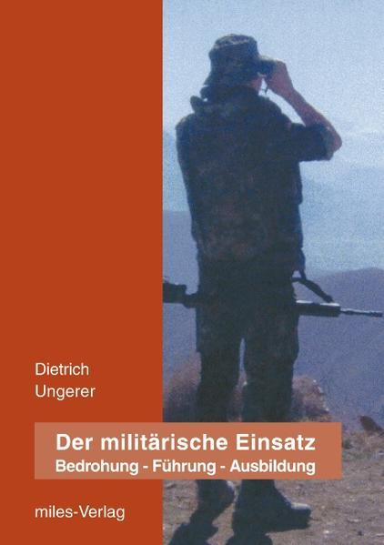 Der militärische Einsatz als Buch