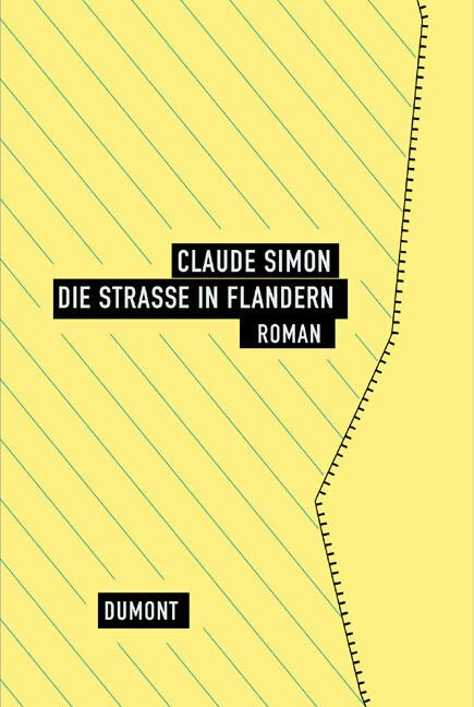 Die Straße in Flandern als Buch