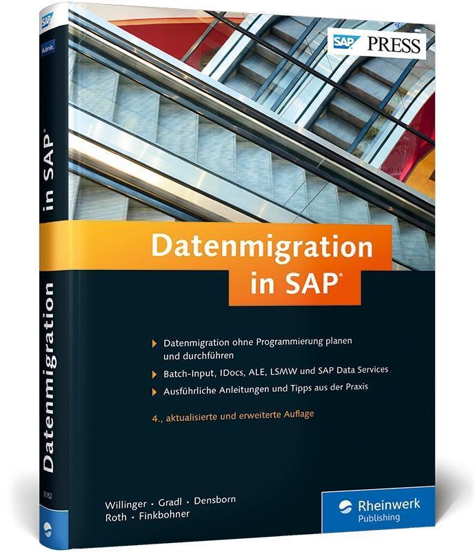 Datenmigration in SAP als Buch von Frank Densbo...