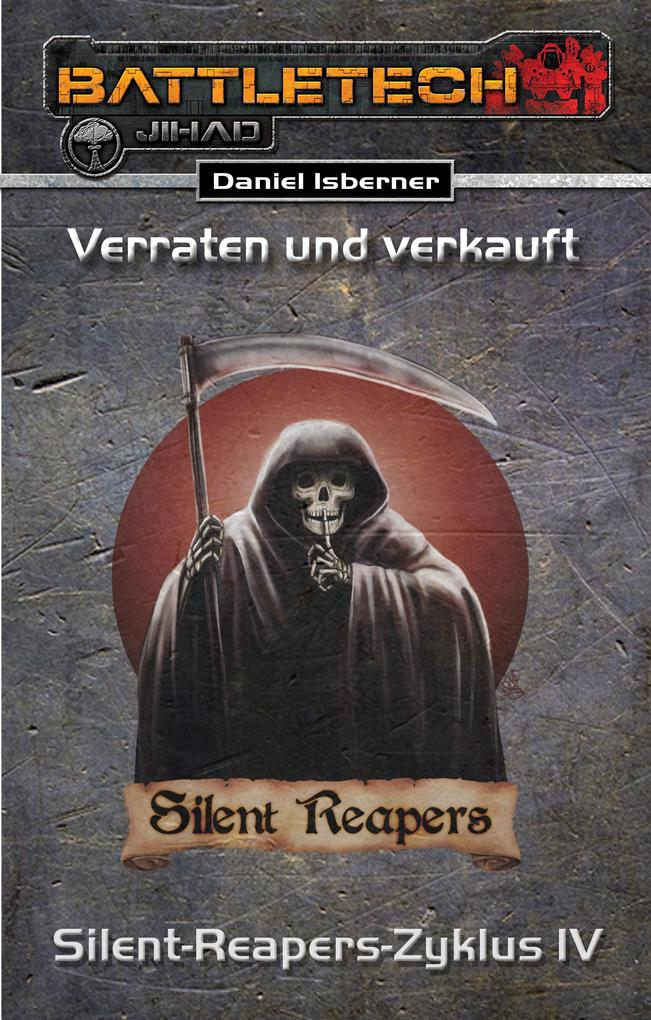 BattleTech: Silent-Reapers-Zyklus 4 als eBook
