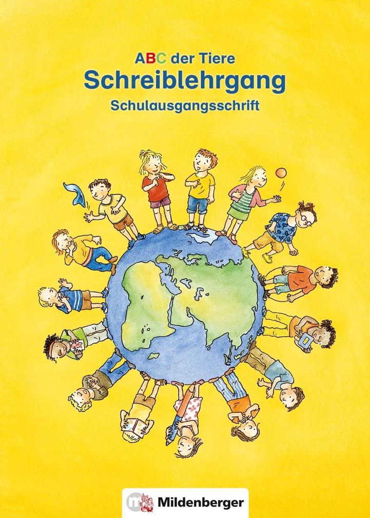 ABC der Tiere - Schreiblehrgang SAS in Heftform als Buch von Klaus Kuhn, Kerstin Mrowak-Nienstedt