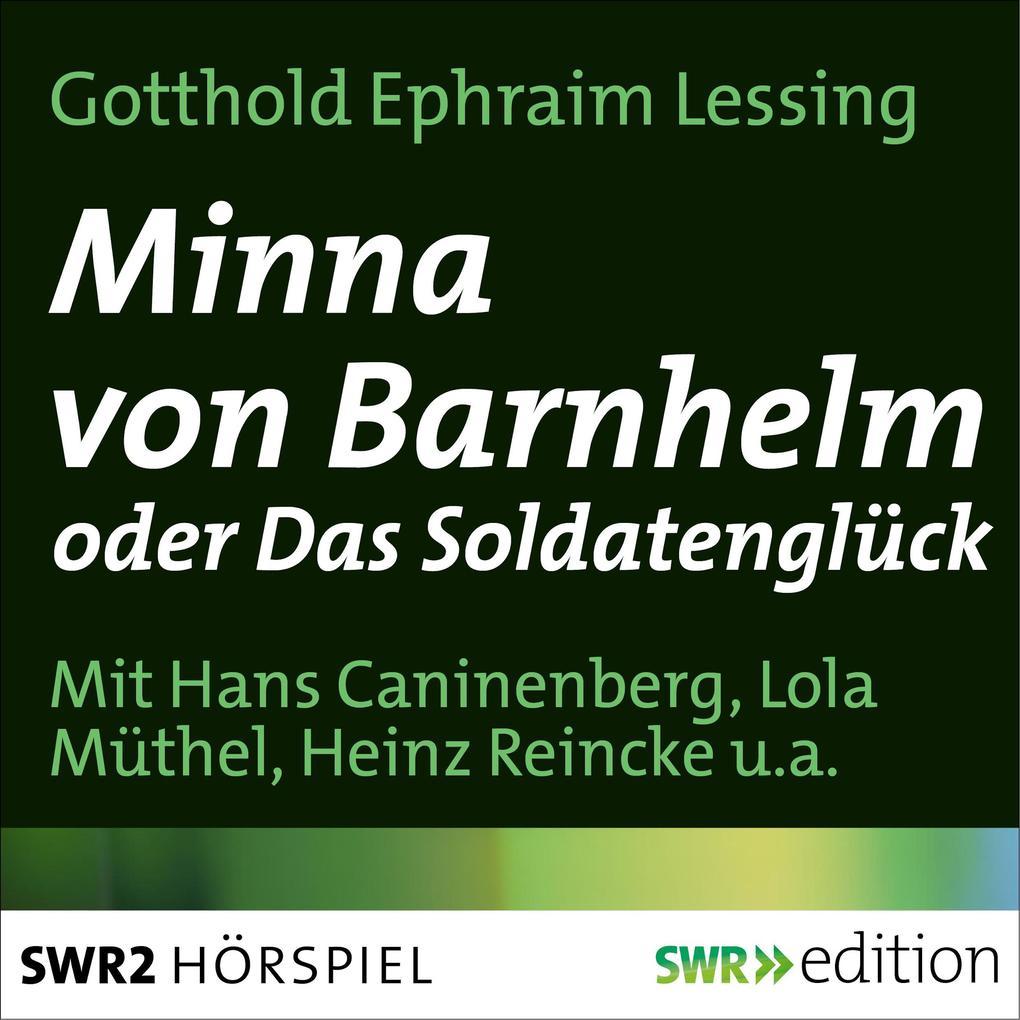 Minna von Barnhelm als Hörbuch Download