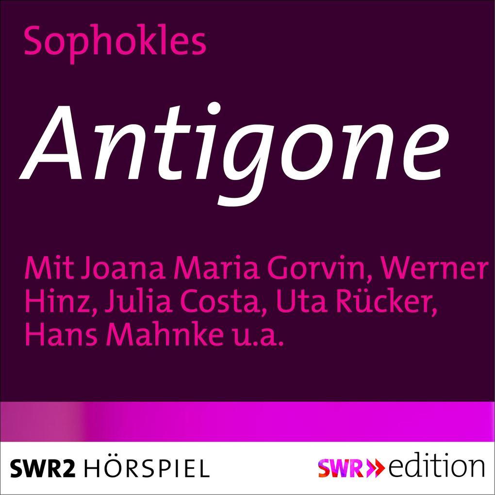 Antigone als Hörbuch Download