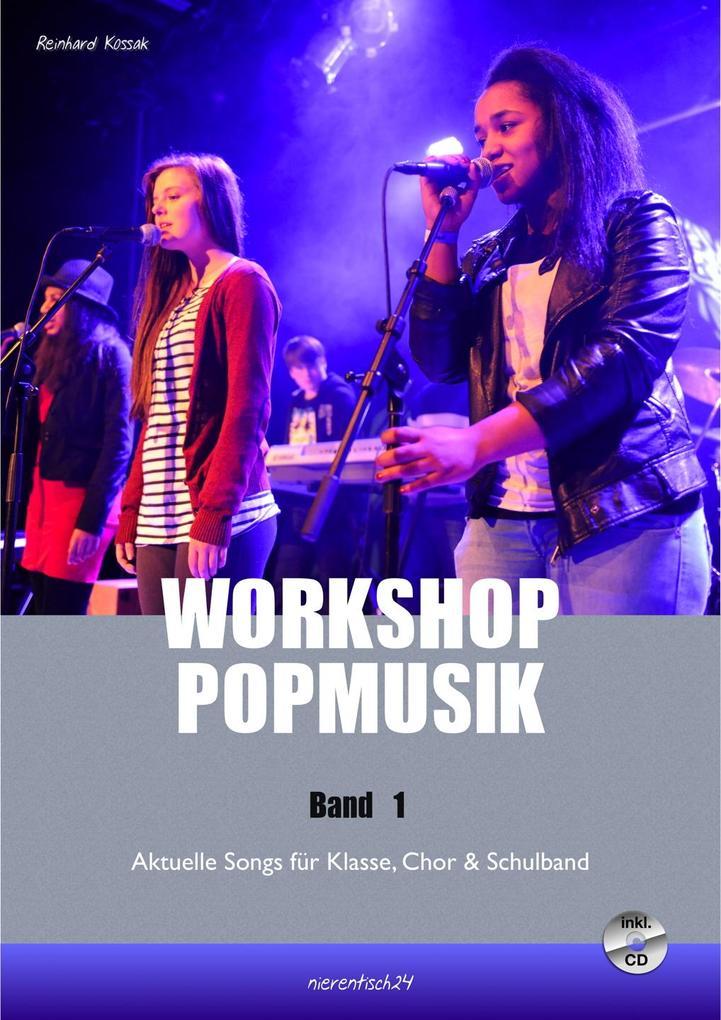 Workshop Popmusik Band 1 als Buch