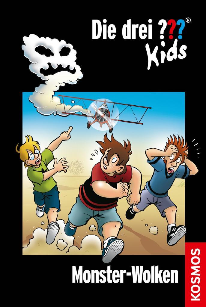 Die drei ??? Kids, 63, Monster-Wolken (drei Fragezeichen Kids) als eBook von Boris Pfeiffer