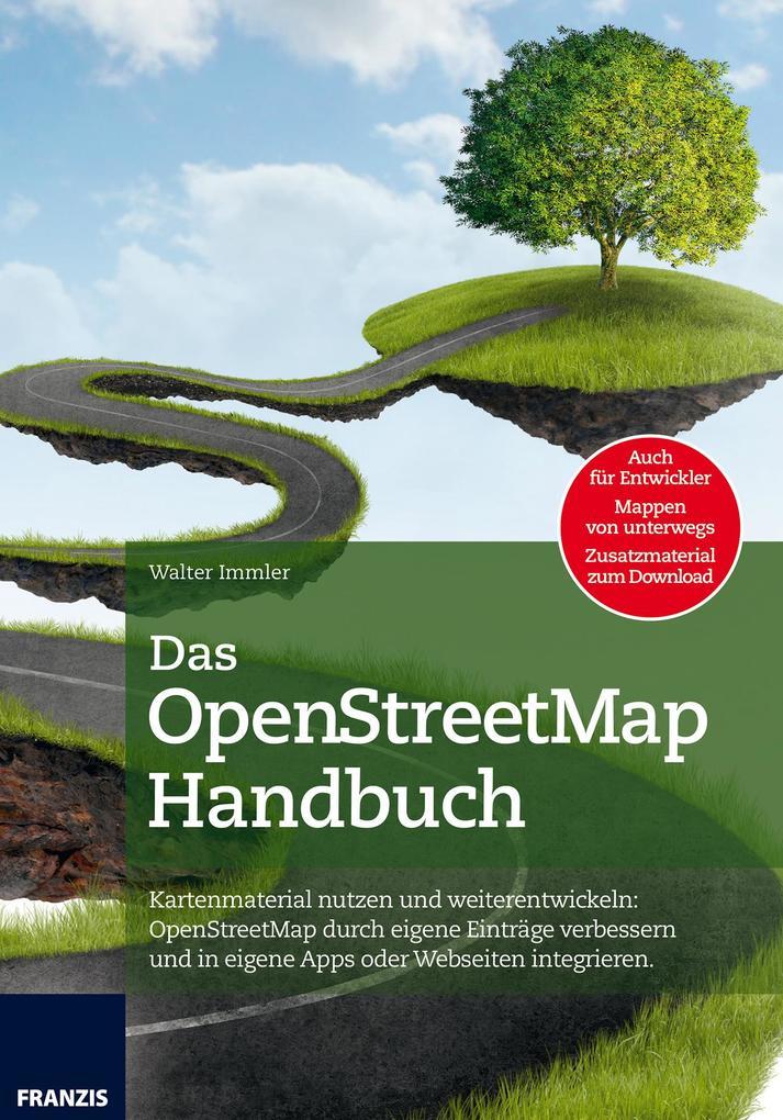 Das OpenStreetMap Handbuch als eBook