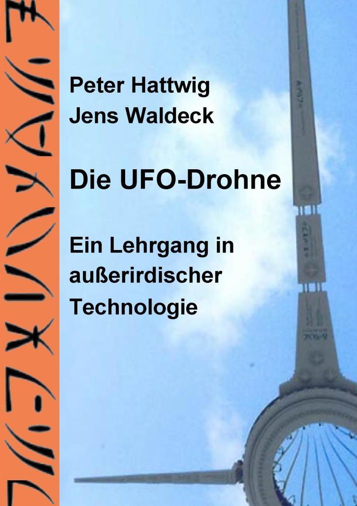 Die UFO-Drohne als eBook