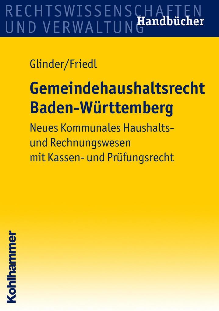 Gemeindehaushaltsrecht Baden-Württemberg als eB...