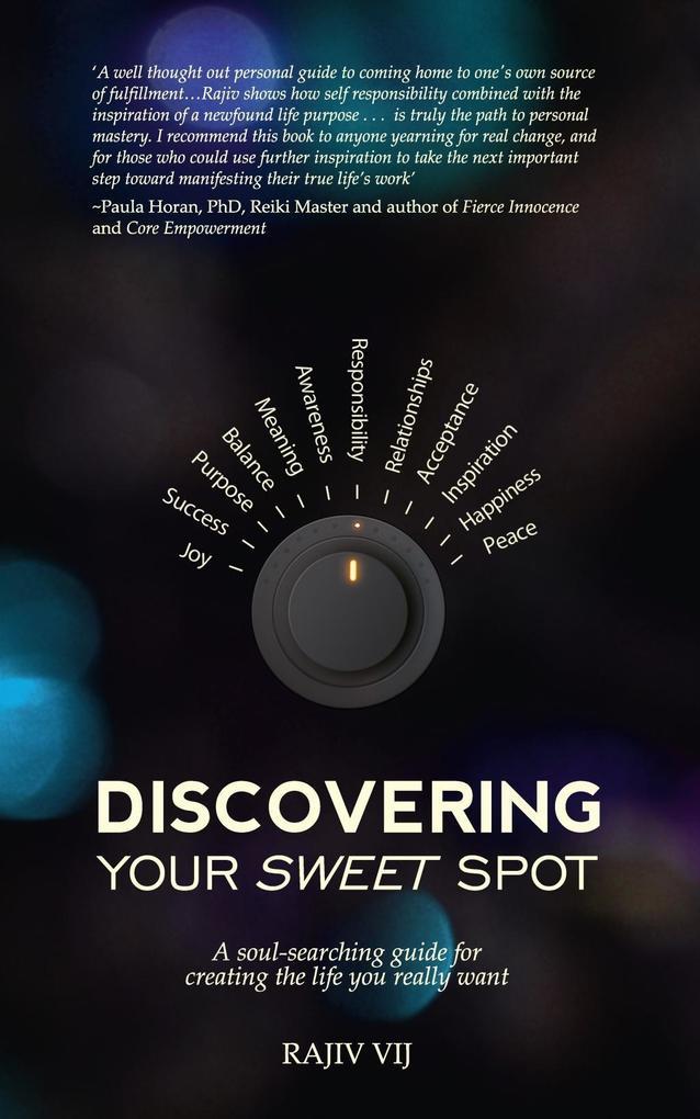 Discovering Your Sweet Spot als eBook von Rajiv...