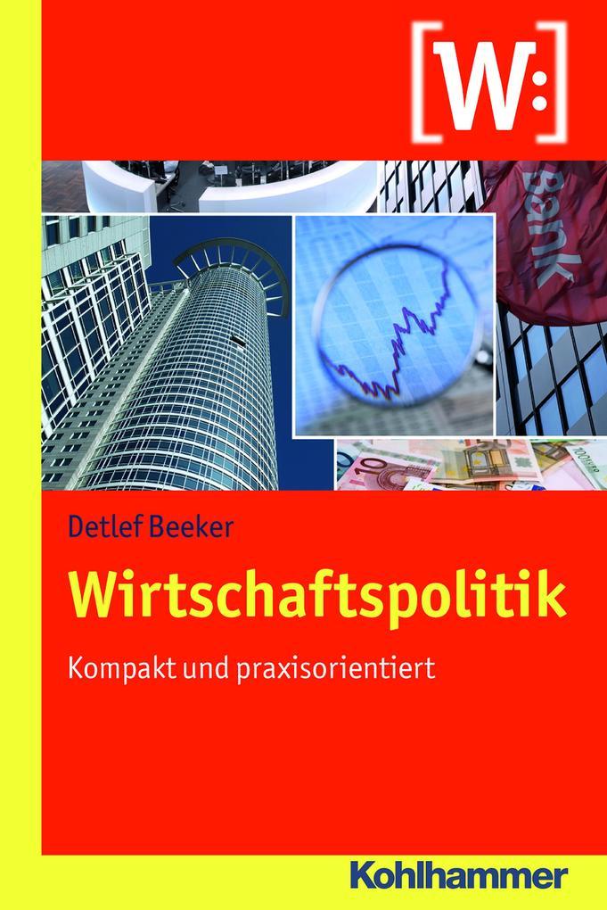 Wirtschaftspolitik als eBook