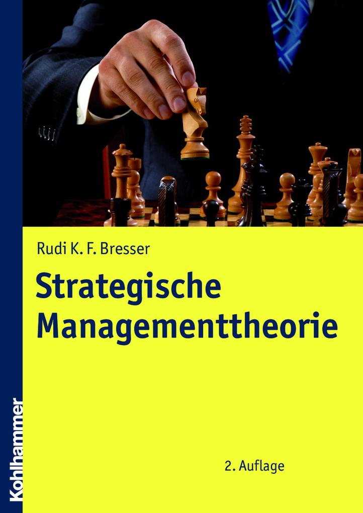 Strategische Managementtheorie als eBook epub