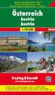 Österreich Autoatlas - Radaltas - Freizeitatlas 1 : 150.000
