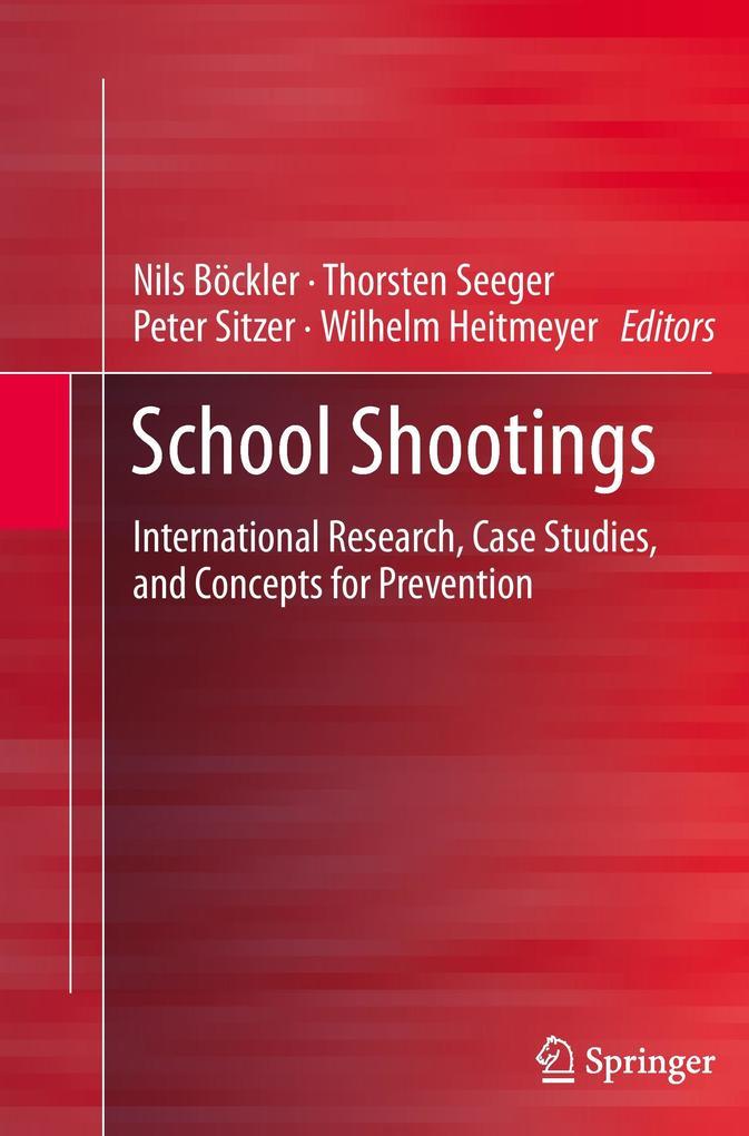 School Shootings als Buch