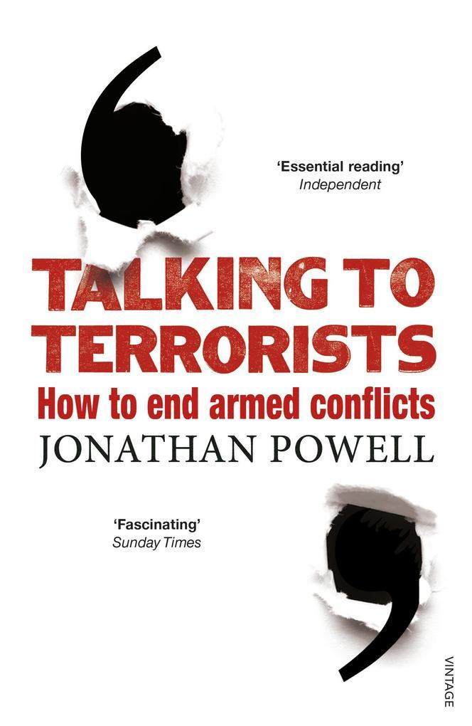 Talking to Terrorists als Taschenbuch