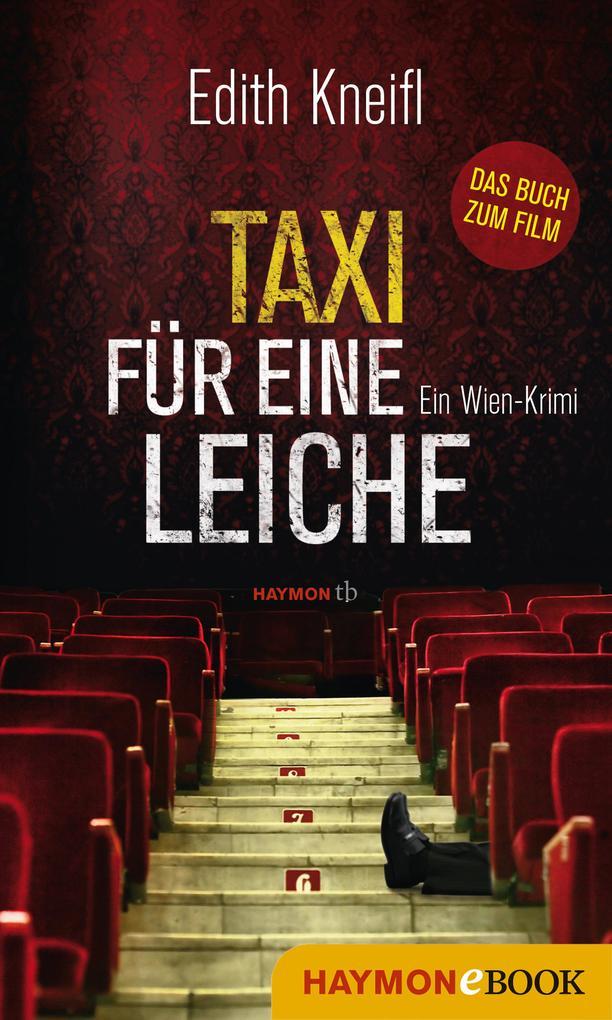 Taxi für eine Leiche als eBook