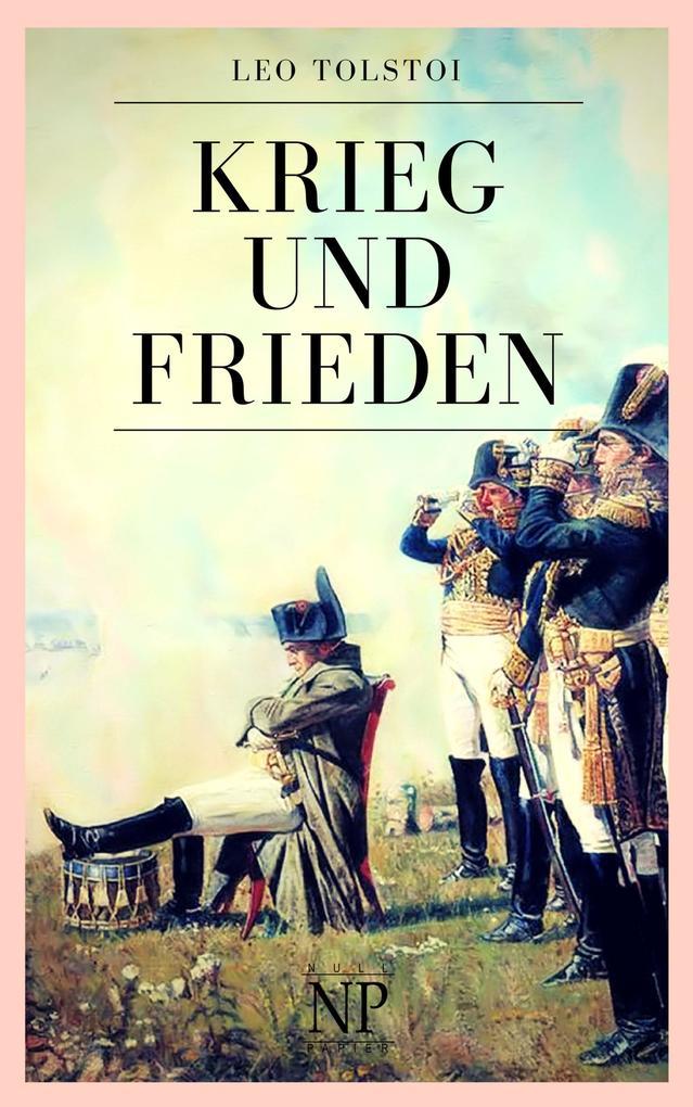 Krieg und Frieden als eBook