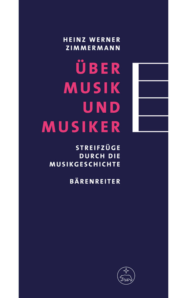 Zimmermann, H: Über Musik und Musiker als Buch ...