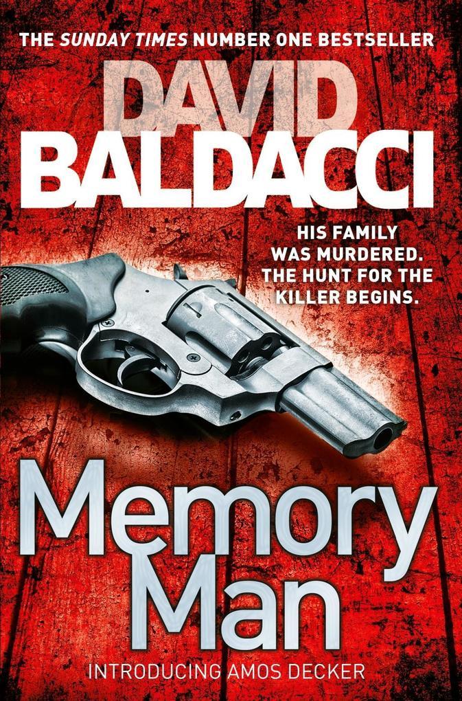 Memory Man als Taschenbuch von David Baldacci