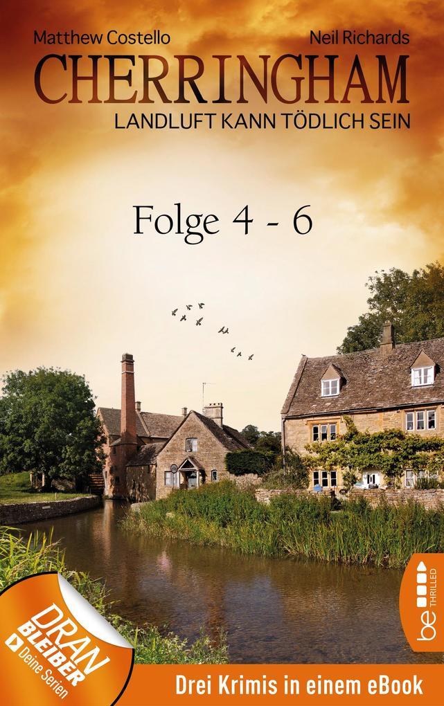 Cherringham Sammelband II - Folge 4-6 als eBook epub