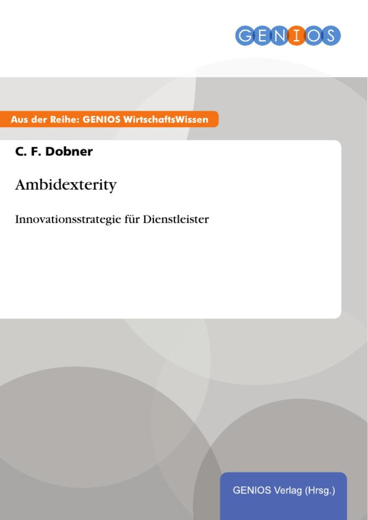 Ambidexterity als eBook