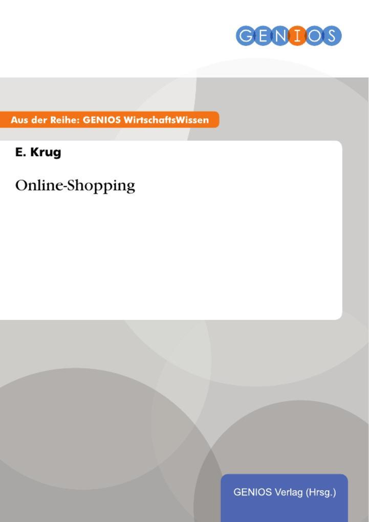 Online-Shopping als eBook von E. Krug