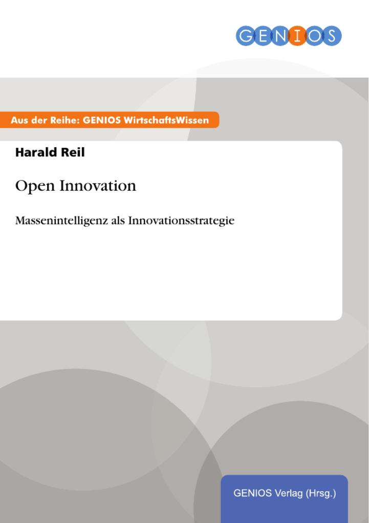 Open Innovation als eBook