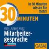 30 Minuten Mitarbeitergespräche