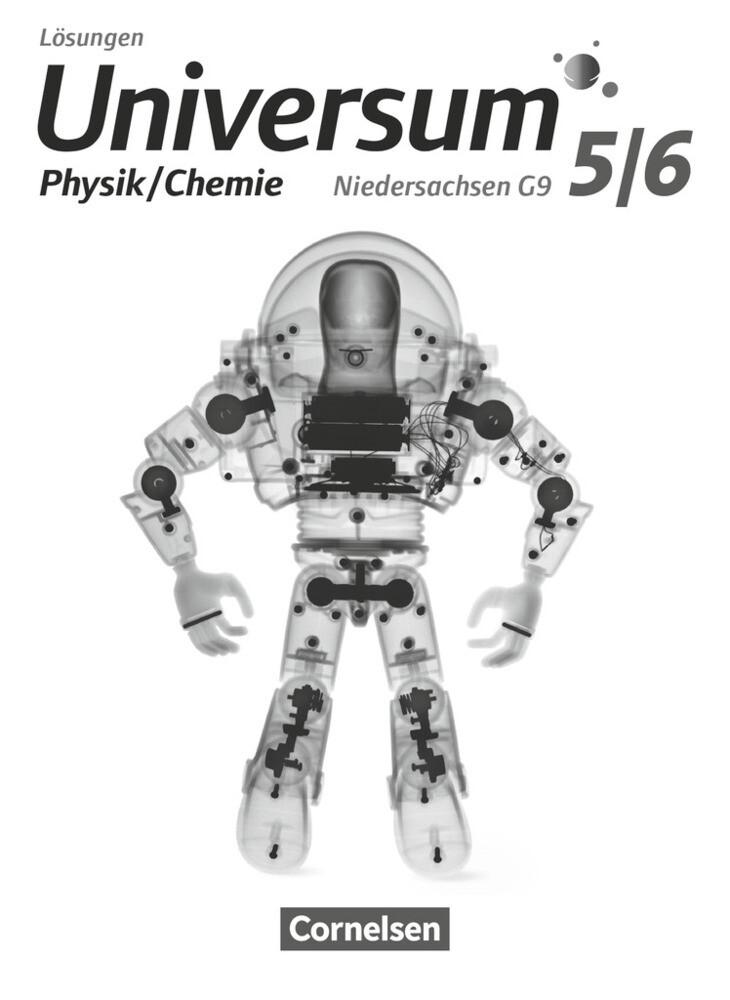 Universum Physik 5./6. Schuljahr. Physik/Chemie. Lösungen zum Schülerbuch. Sekundarstufe I - Niedersachsen G9 als Buch