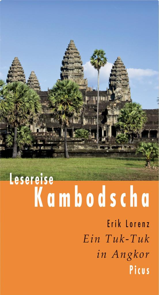 Lesereise Kambodscha als eBook