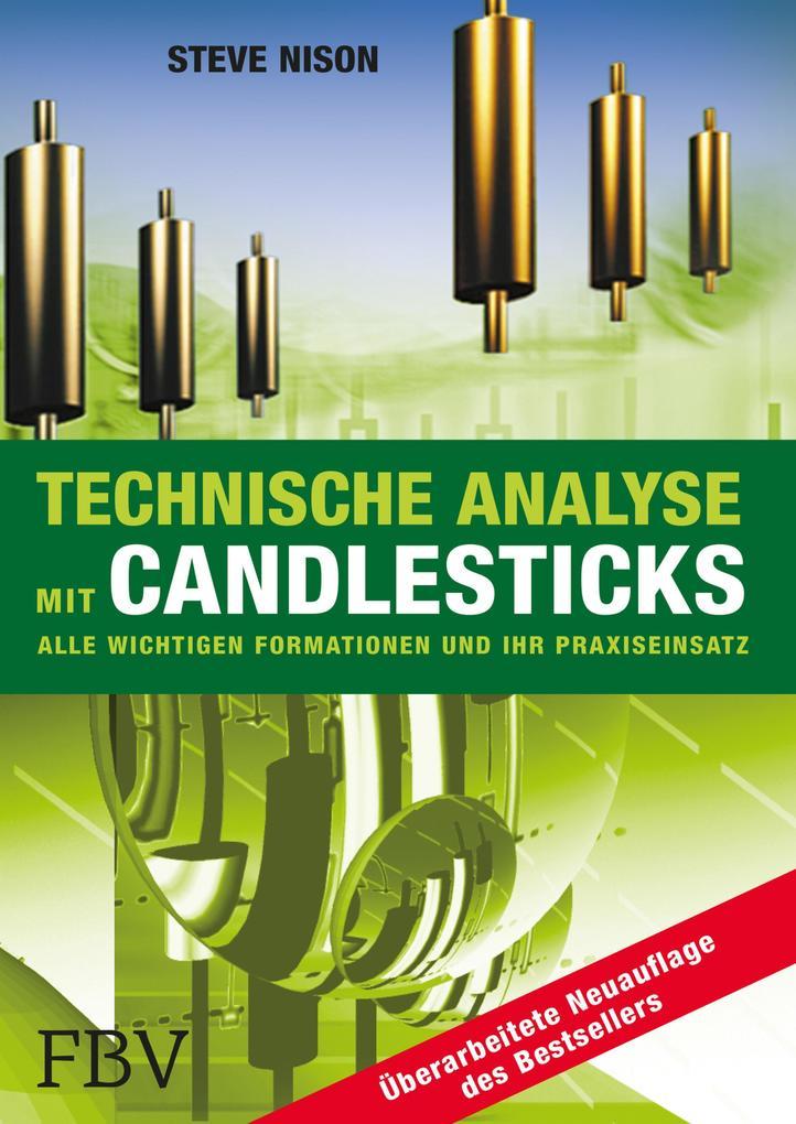 Technische Analyse mit Candlesticks als eBook