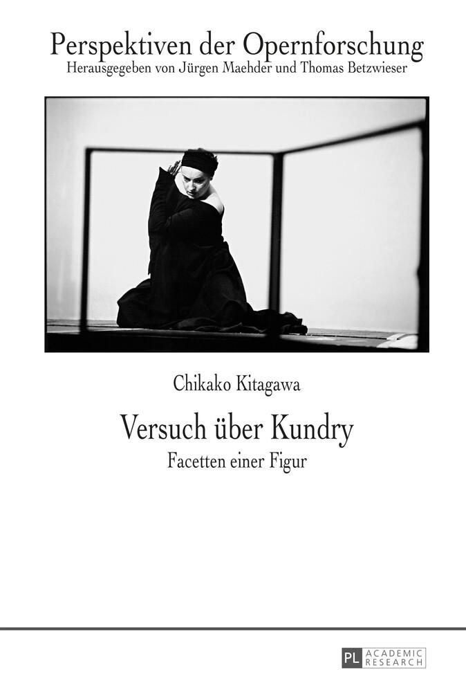 Versuch über Kundry als Buch