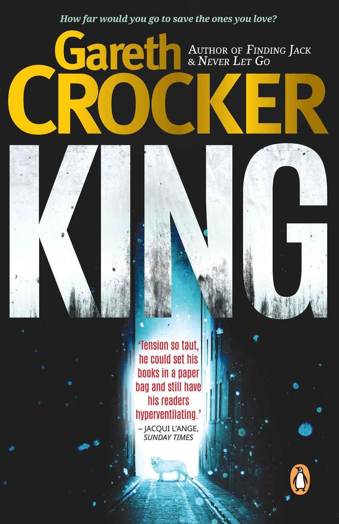 King als eBook von Gareth Crocker