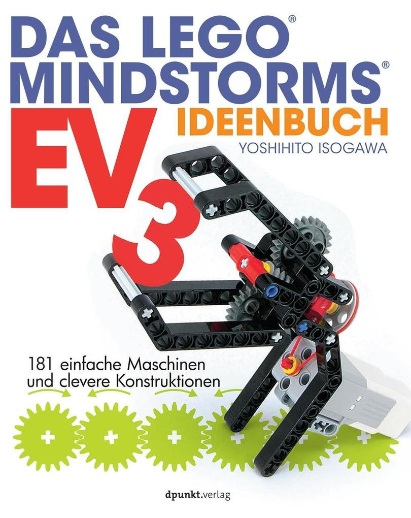 Das LEGO®-MINDSTORMS-EV3-Ideenbuch als Buch (gebunden)