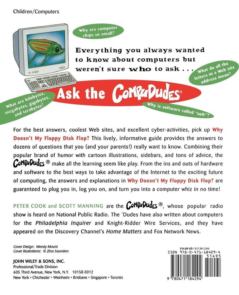 Why Doesn't My Floppy Disk Flop als Taschenbuch