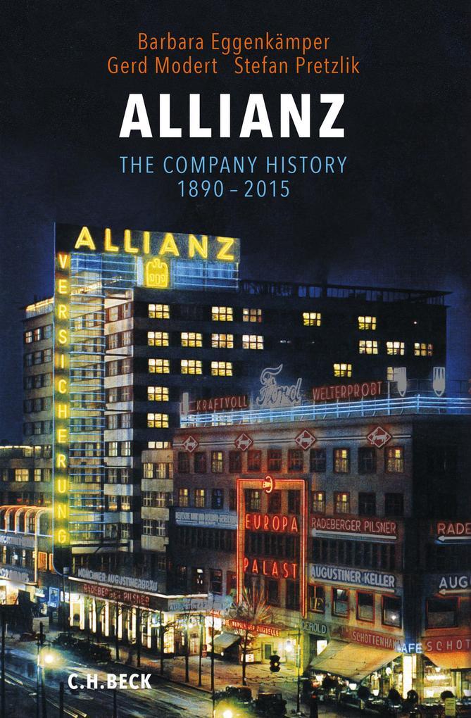 Allianz als eBook