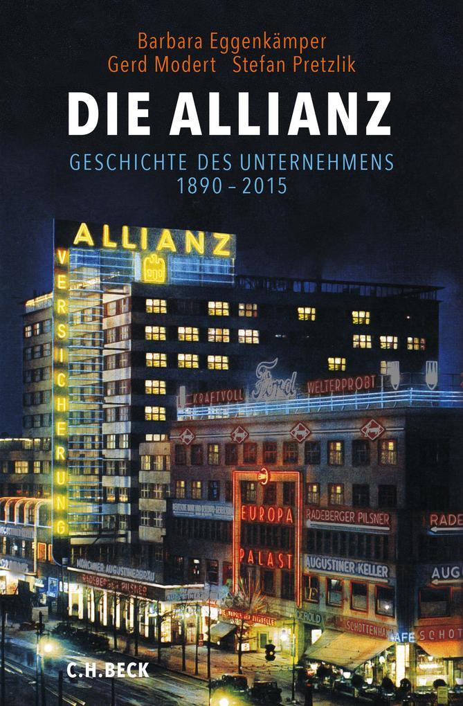 Die Allianz als eBook
