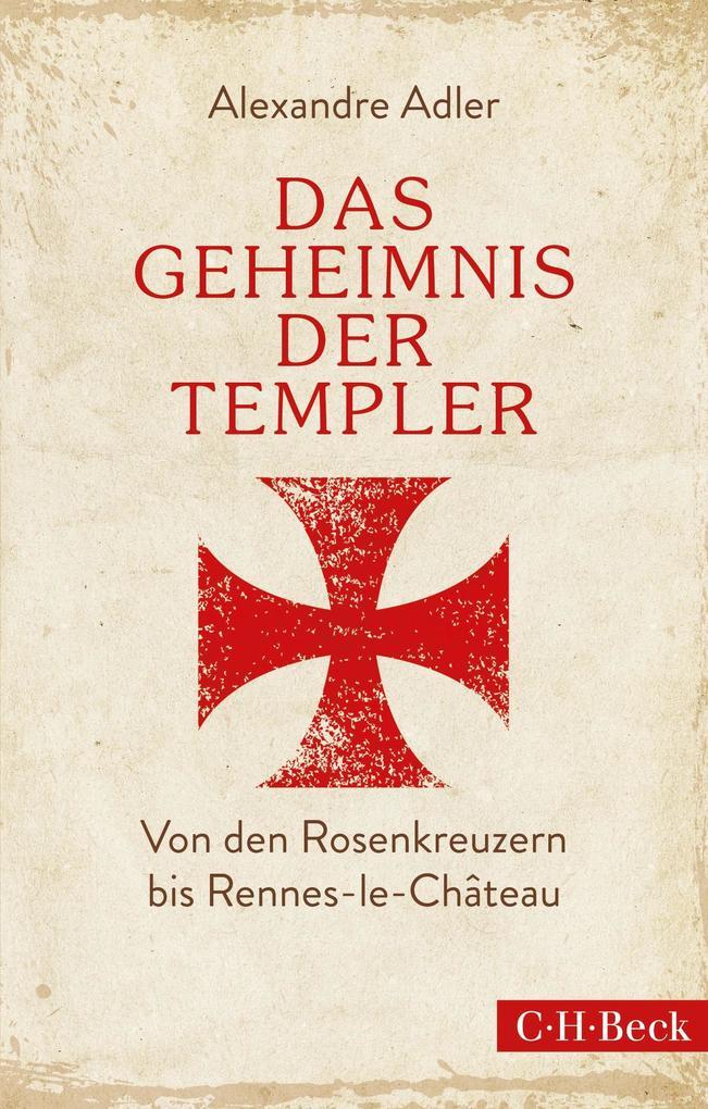 Das Geheimnis der Templer als eBook
