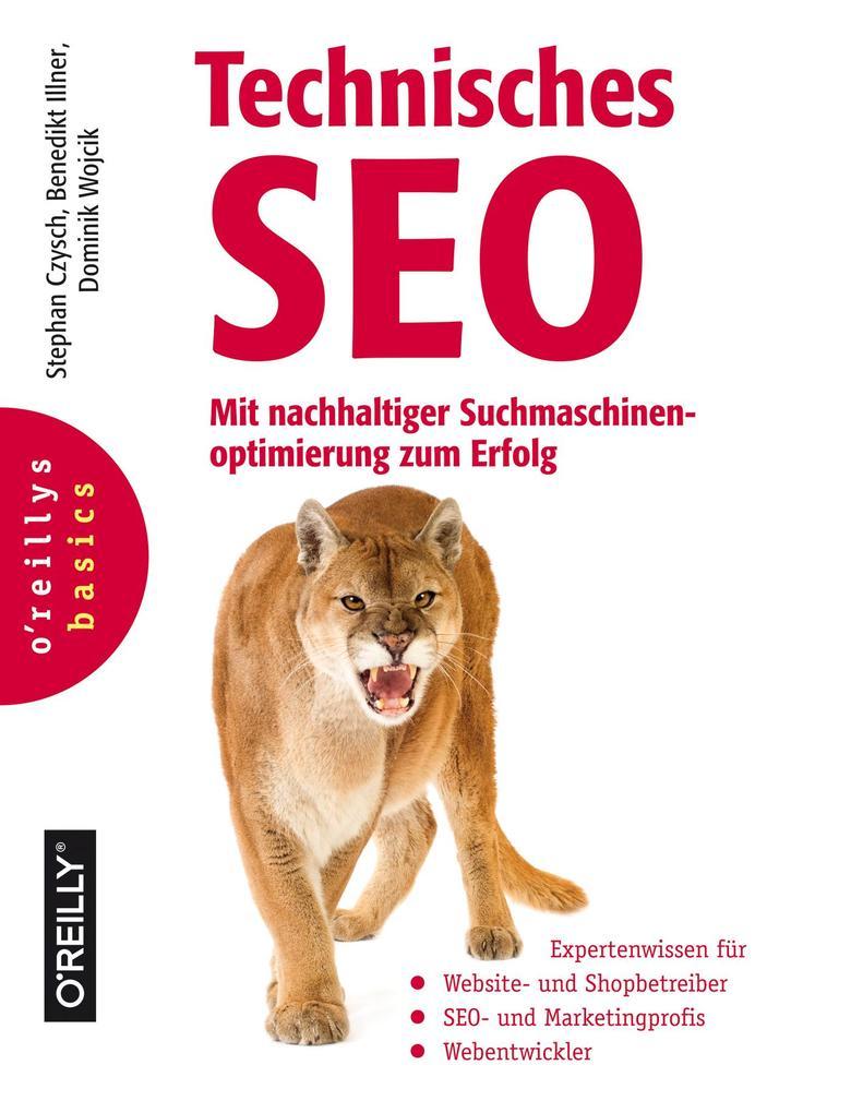 Technisches SEO als eBook von Dominik Wojcik, S...