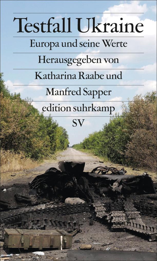 Testfall Ukraine als eBook