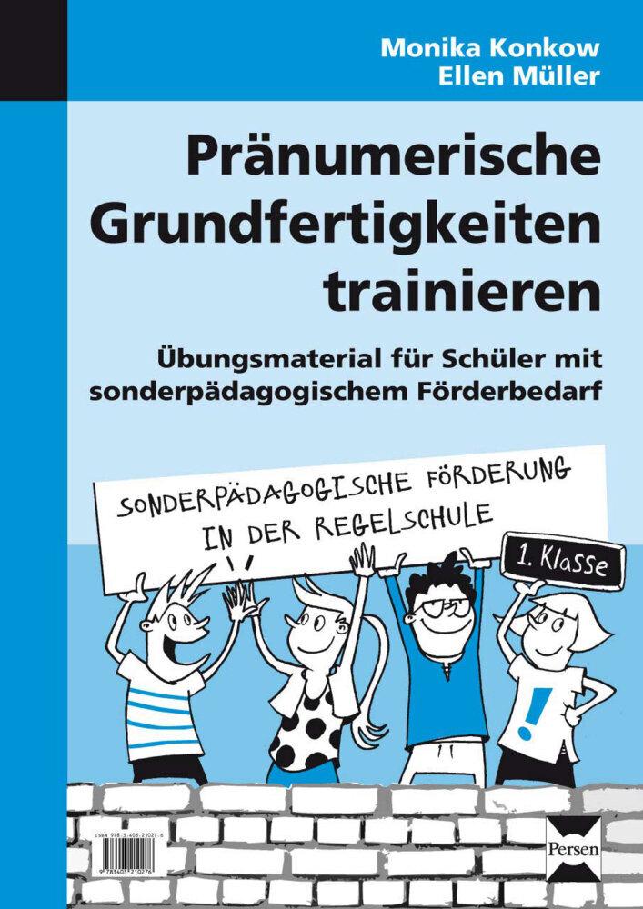 Pränumerische Grundfertigkeiten trainieren als Buch von Monika Konkow, Ellen Müller