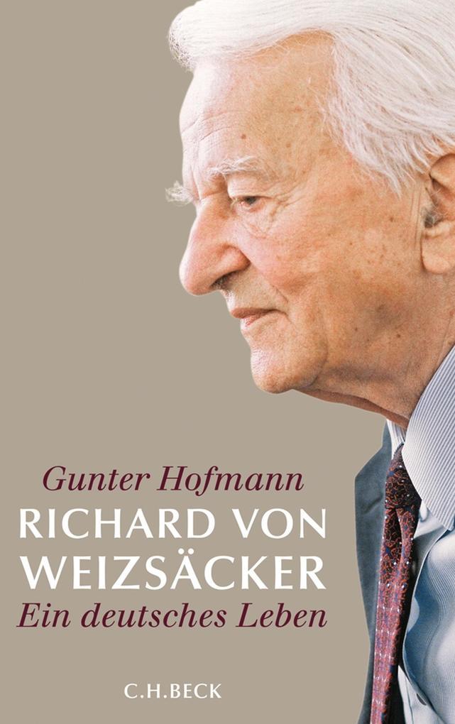 Richard von Weizsäcker als eBook