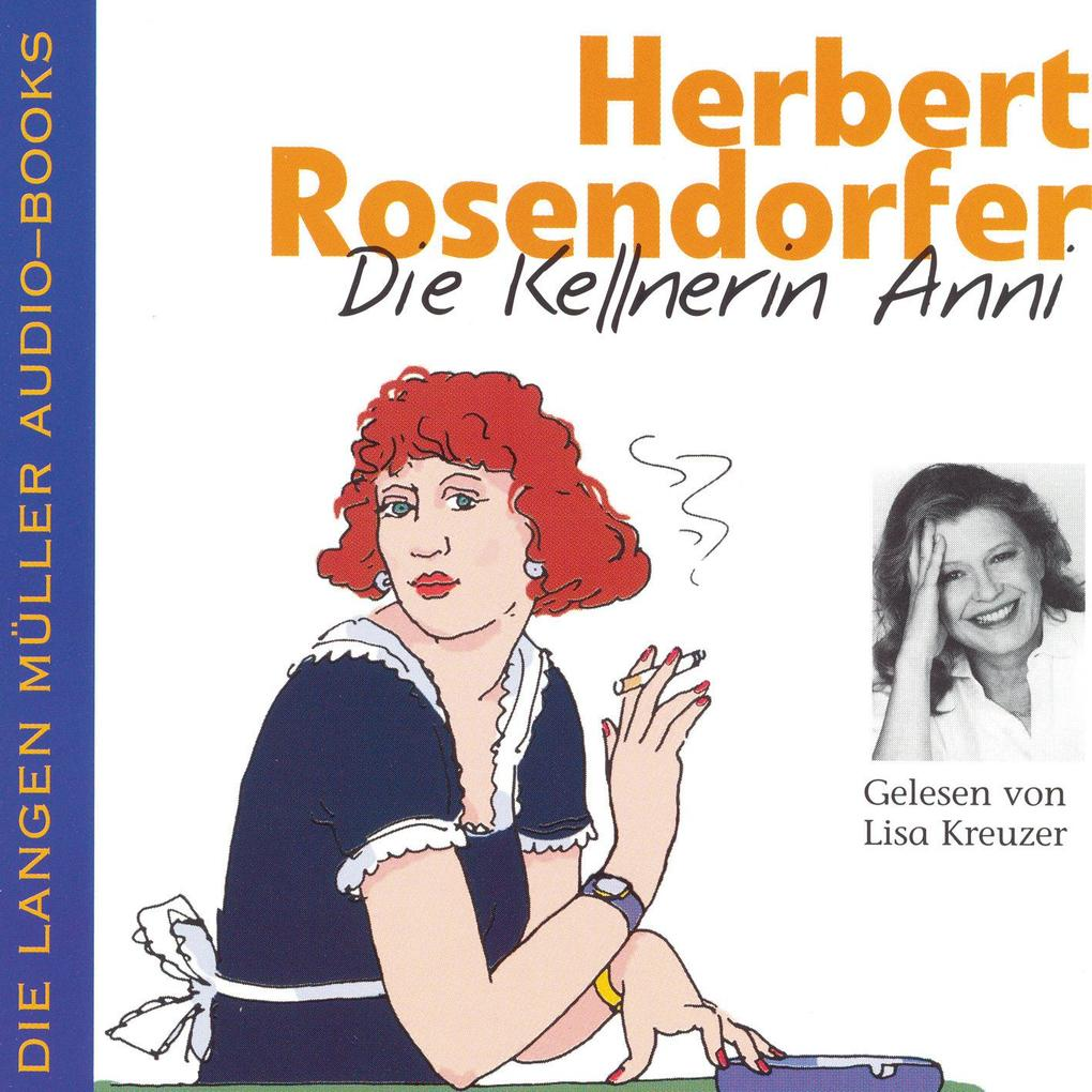 Die Kellnerin Anni als Hörbuch Download