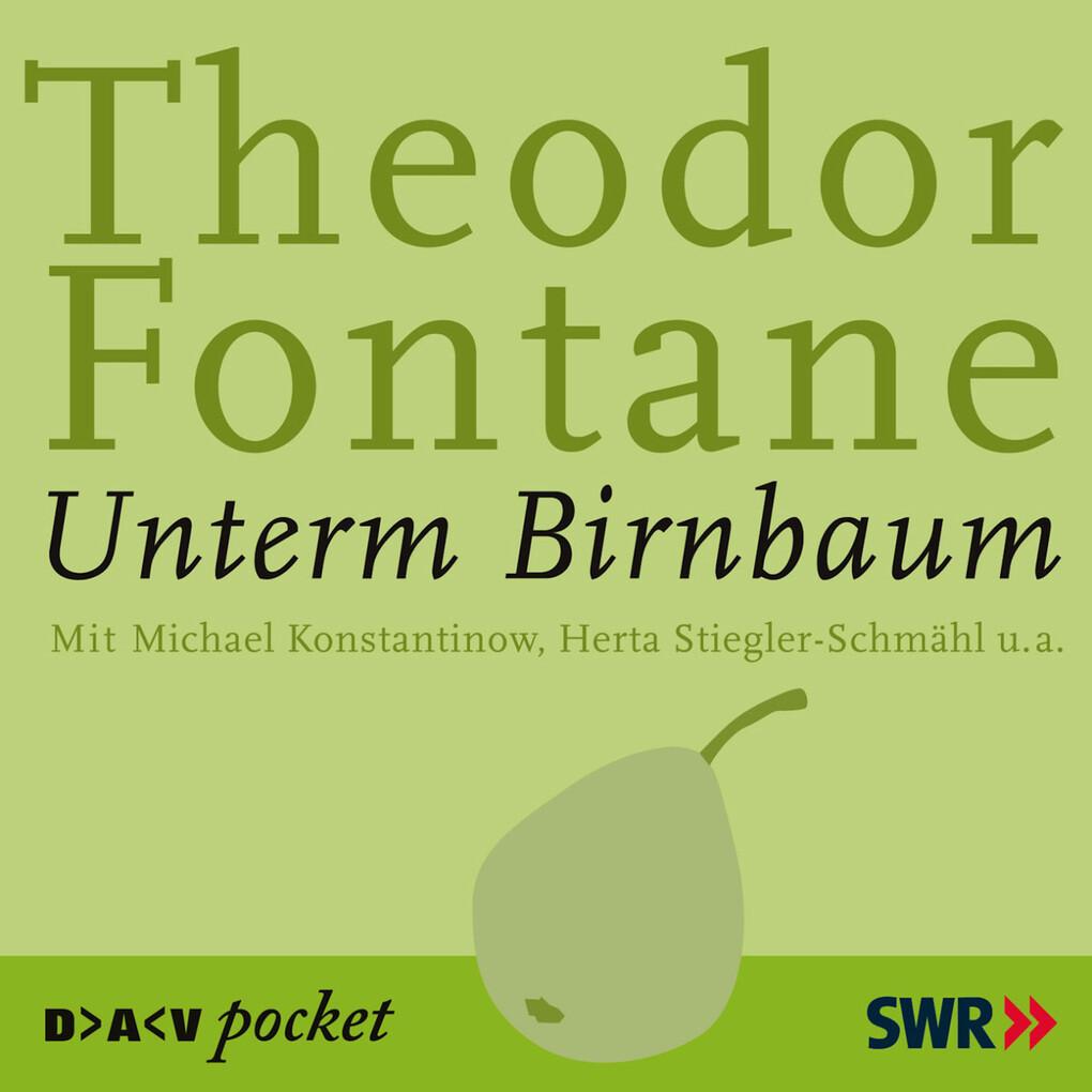 Unterm Birnbaum als Hörbuch Download