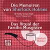 Sherlock Holmes - Das Ritual der Familie Musgrave