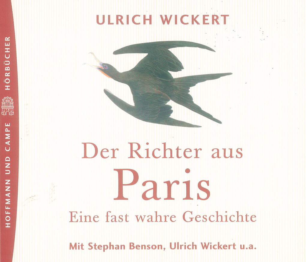 Der Richter aus Paris als Hörbuch Download