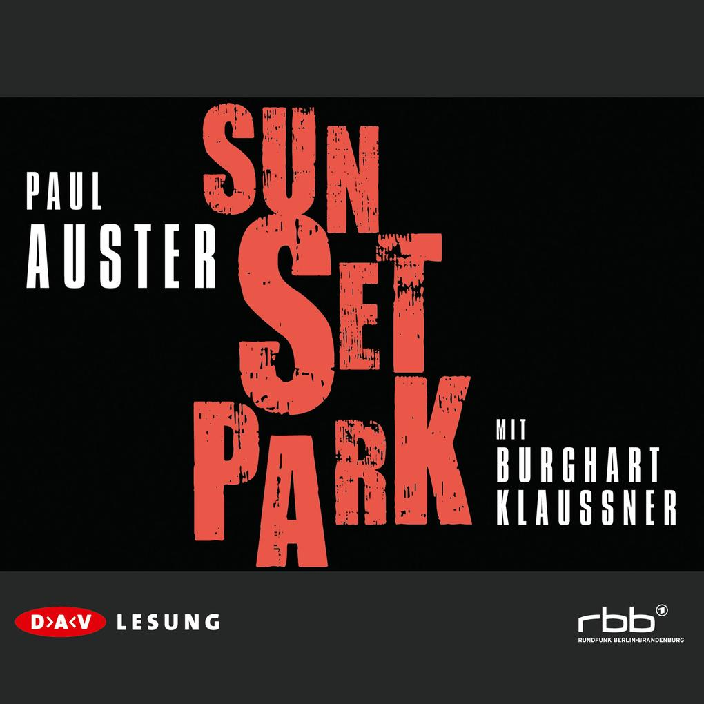 Sunset Park als Hörbuch Download
