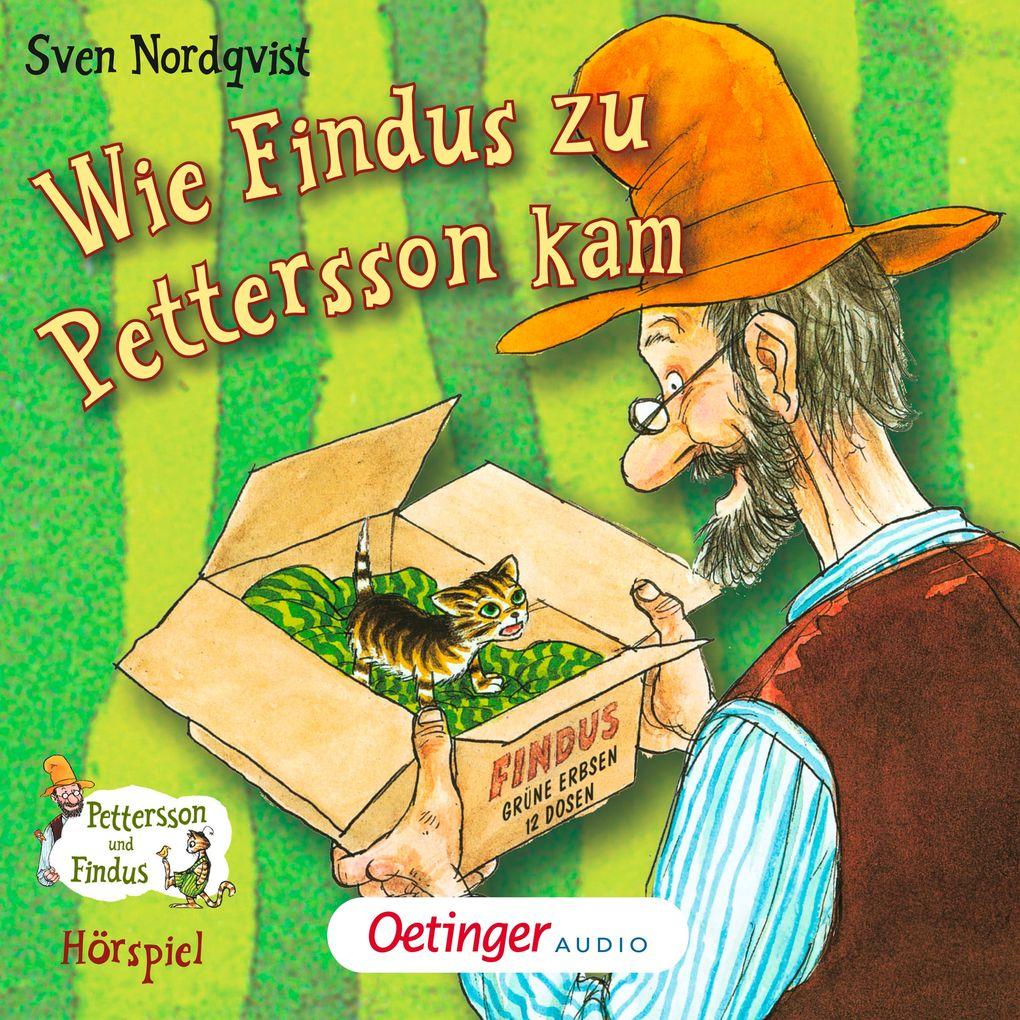 Wie Findus zu Pettersson kam als Hörbuch Download