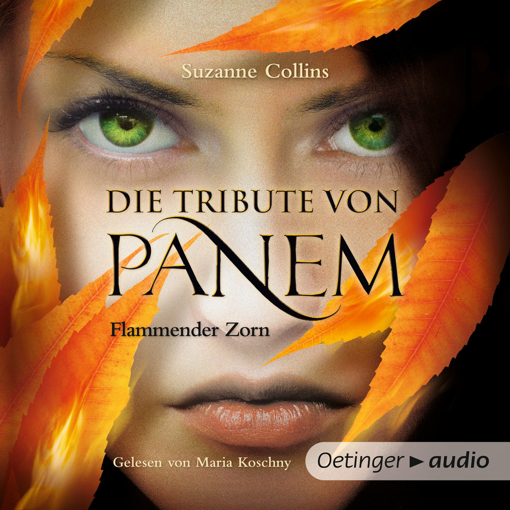 Die Tribute von Panem. Flammender Zorn als Hörbuch Download