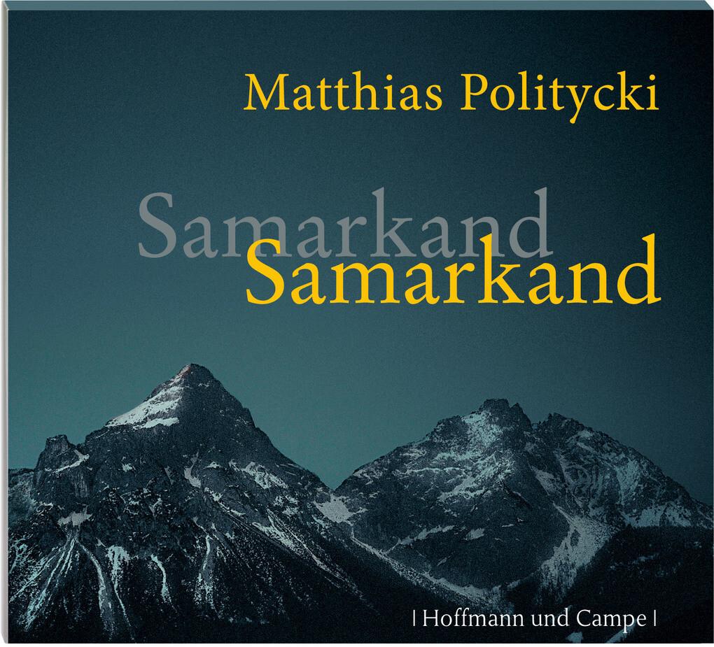 Samarkand Samarkand als Hörbuch Download