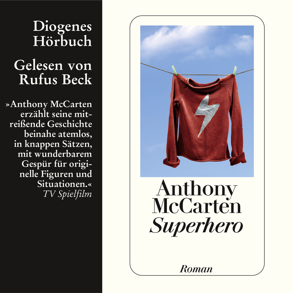 Superhero als Hörbuch Download